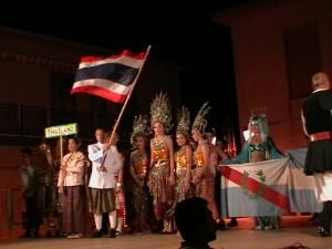 Gruppo Thailandese