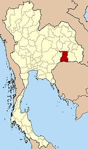 Thailandia - Provincia del Surin