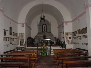 Chiesa Santa Giusta - Interno