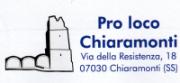 Pro Loco - Chiaramonti